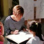 Chiara Macchi - Corsi per adulti e bambini - Illustratrice