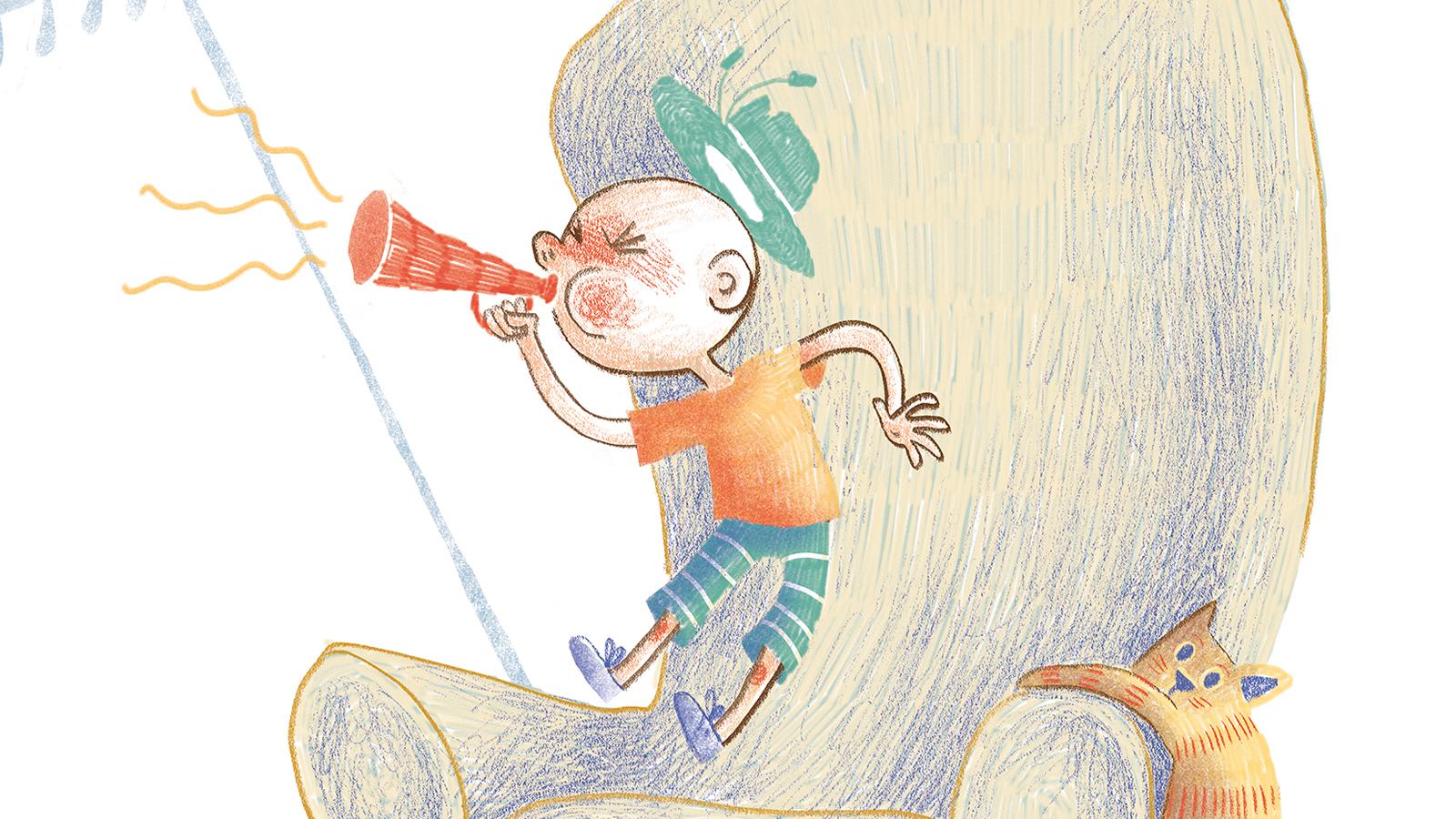 Chiara Macchi illustrazione per bambini