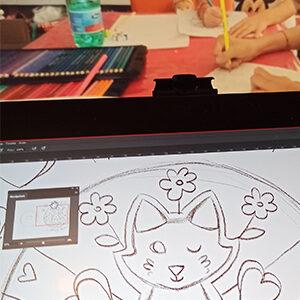 Chiara Macchi - Corsi on line fumetto e disegno